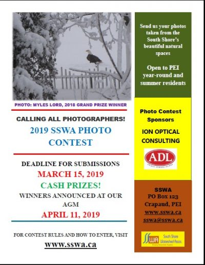 Photo Contest Now Open