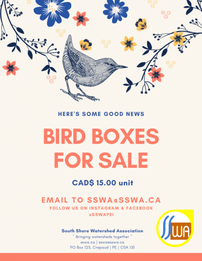 ~ SALE ~ BIRD BOXES
